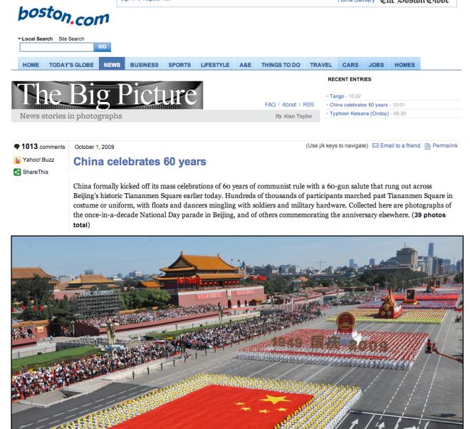 Boston.com - Big Picture